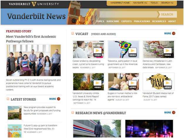 Education Digital Marketing news feed